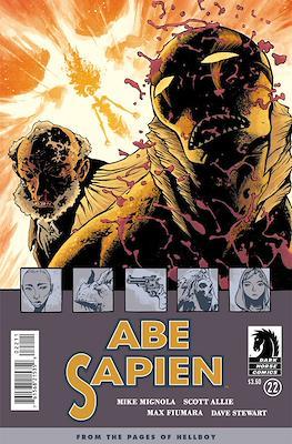 Abe Sapien #32