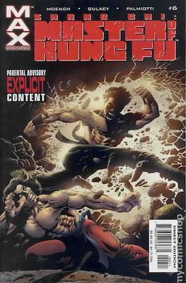 Shang-Chi: Master of Kung Fu (2002-2003) (Grapa) #6