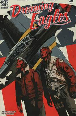 Dreaming Eagles (Comic Book) #2