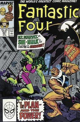 Fantastic Four Vol. 1 (1961-1996) (saddle-stitched) #321