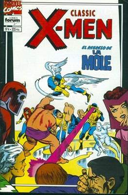 Classic X-Men Vol. 2 (1994-1995) (Grapa) #4
