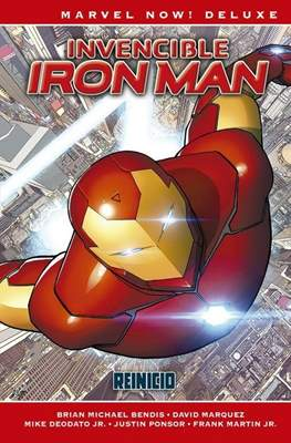 Invencible Iron Man. Marvel Now! Deluxe #1