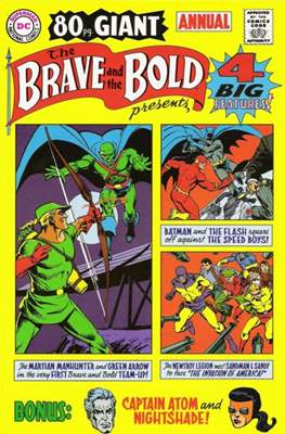 The Brave and the Bold Annual