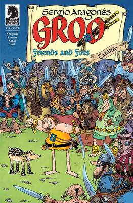 Groo Friends and Foes (2015-2016) (Grapa) #10