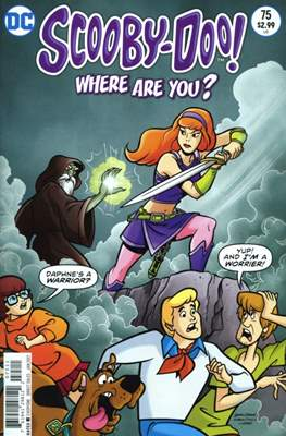 Scooby-Doo! Where Are You? (Comic Book) #75