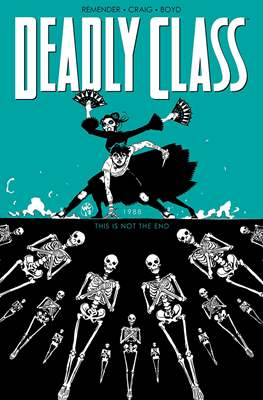 Deadly Class (Digital Collected) #6