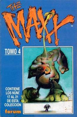 The Maxx (Rustica Retapado) #4