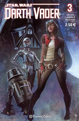 Star Wars: Darth Vader (Grapa 32 pp) #3