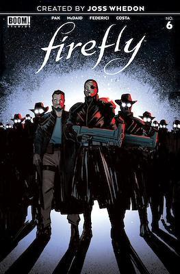 Firefly (Comic Book) #6