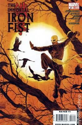 The Immortal Iron Fist (2007-2009) (Comic Book) #27
