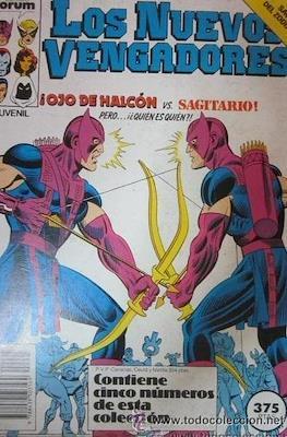 Los Nuevos Vengadores Vol. 1 #5