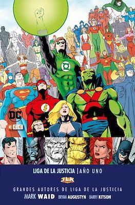 Grandes Autores de Liga de la Justicia: Mark Waid #2