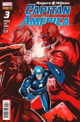Capitán América Vol. 8 (2011-) (Grapa) #74