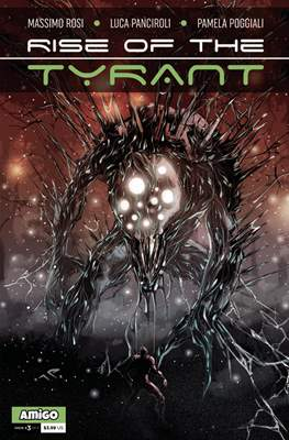 Rise of the Tyrant (Comic Book) #3