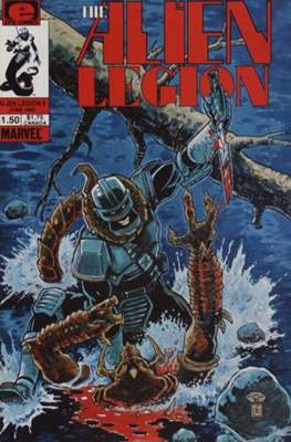 Alien Legion Vol 1 #8