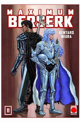 Maximum Berserk (Rústica con sobrecubierta) #11