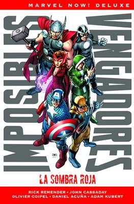 Imposibles Vengadores. Marvel Now! Deluxe