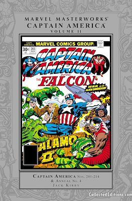 Marvel Masterworks: Captain America (Hardcover) #11