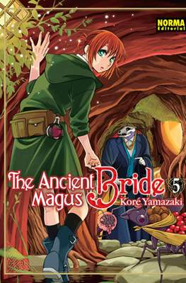 The Ancient Magus Bride (Rústica) #5