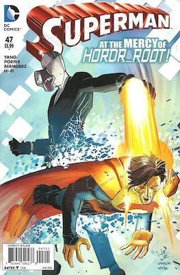 Superman Vol. 3 (2011-2016) (Comic Book) #47