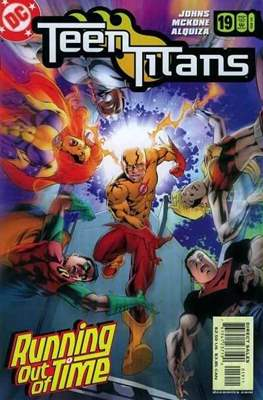 Teen Titans Vol. 3 (2003-2011) (Comic Book) #19
