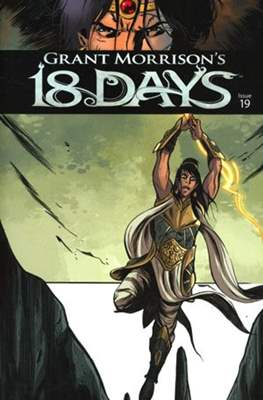 Grant Morrison's 18 Days (Comic-book) #19