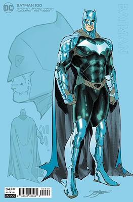 Batman Vol. 3 (2016- Variant Cover) #100