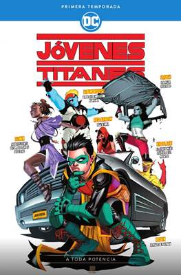 Jóvenes Titanes: Primera temporada #1