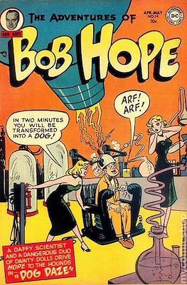 The adventures of bob hope vol 1 #14