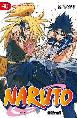 Naruto (Rústica con sobrecubierta) #40