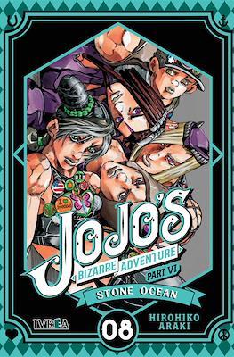 JoJo's Bizarre Adventure - Part VI: Stone Ocean #8