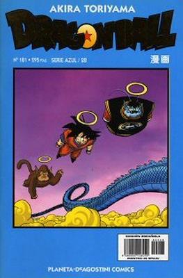 Dragon Ball - Serie Azul (Grapa) #181