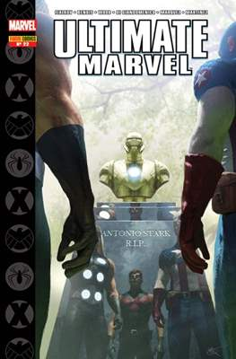 Ultimate Marvel (2012-2016) (Rústica) #22