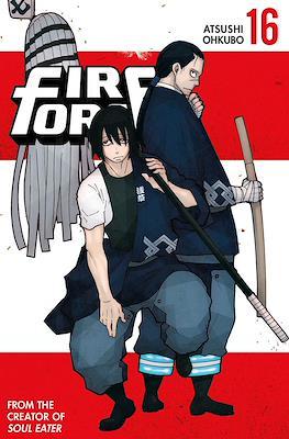 Fire Force (Rústica con sobrecubierta) #16