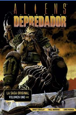 Aliens versus Depredador - La saga original