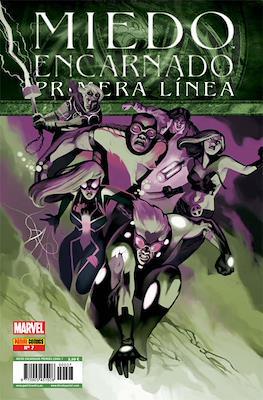 Miedo Encarnado: Primera Línea (2011-2012) (Grapa) #7