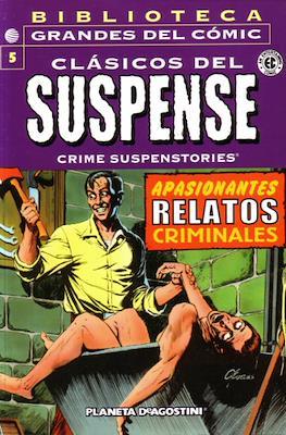 Clásicos del Suspense. Biblioteca Grandes del Cómic (Rústica 144-176 pp) #5