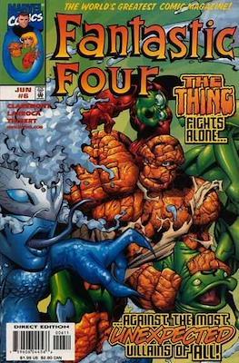 Fantastic Four Vol. 3 (Comic Book) #6