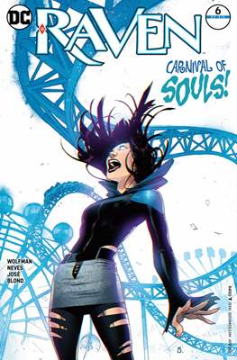 Raven (2016-2017) (Comic-book) #6