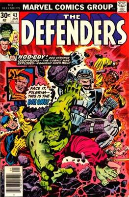 The Defenders vol.1 (1972-1986) (Grapa, 32 págs.) #43