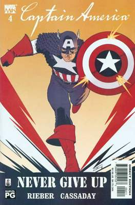 Captain America Vol. 4 (Comic Book) #4