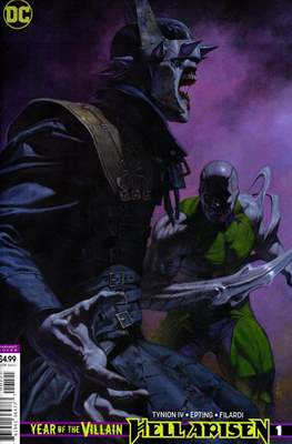 Year Of The Villain: Hell Arisen (Variant Cover)