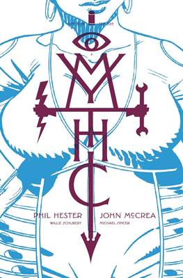 Mythic (Comic-book) #5