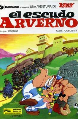Asterix (1976) Cartoné, 48 páginas #11