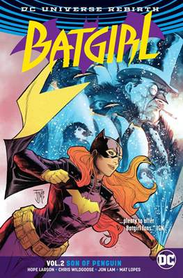 Batgirl Vol. 5 (2016-) (Softcover) #2