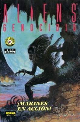 Aliens: Genocidio (Grapa 36 pp) #3