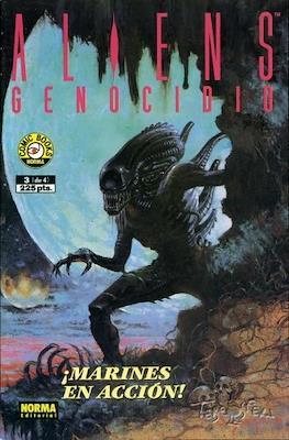 Aliens: Genocidio #3