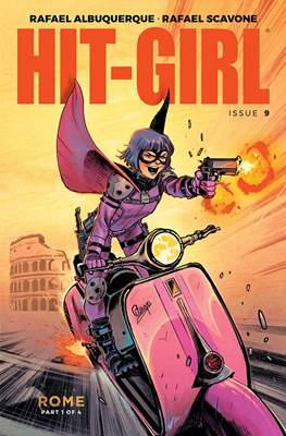 Hit-Girl (2018) (Comic Book) #9