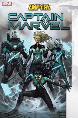Captain Marvel Vol. 10 (2019-) (Comic Book) #20