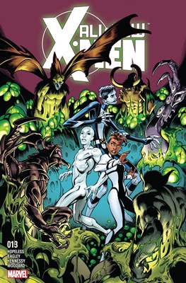 All-New X-Men Vol. 2 (Comic-Book) #13